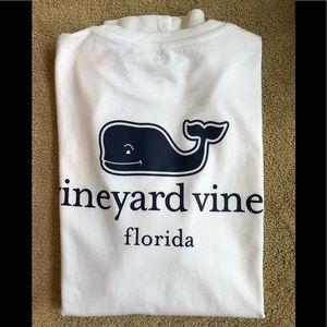 Vineyard Vines Men's Florida Tee Shirt XS
